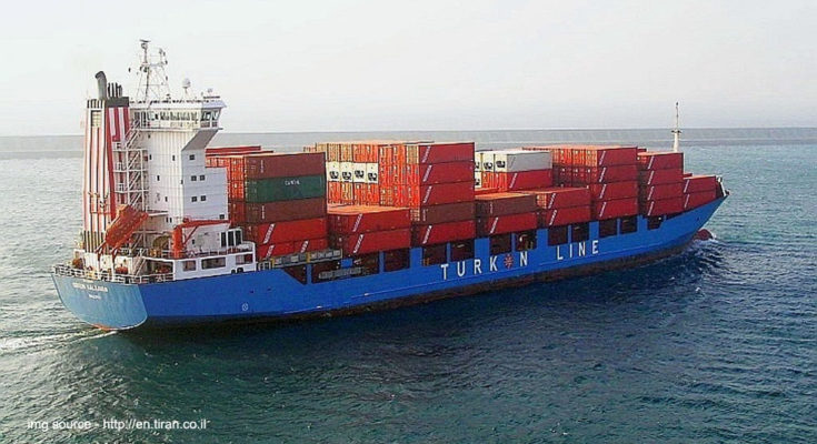 Turkon Container Transportation & Shipping